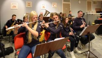 Blåsorkester höst 2014