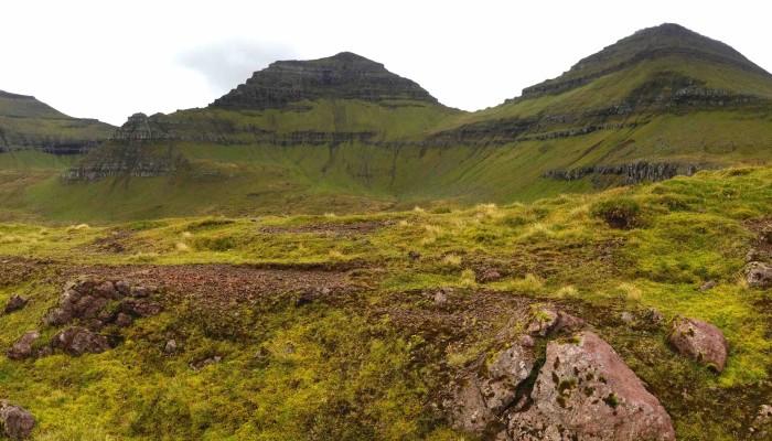 faroes panorama